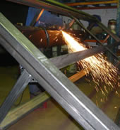 Industrial Steel Fabricators Nottingnham
